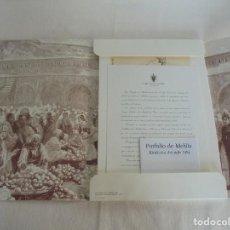 Libros de segunda mano: PORFOLIO DE MELILLA GRABADOS DEL SIGLO XIX. 16 GRABADOS. VER FOTOGRAFIAS ADJUNTAS.. Lote 69641637