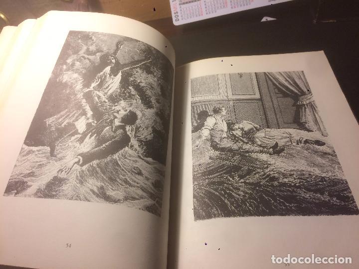Libros de segunda mano: Antiguo libro de arte une semaine de bonté escrito por Max Ernst año 1976 - Foto 4 - 69722953
