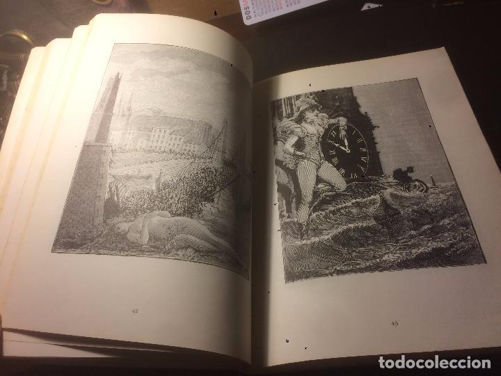Libros de segunda mano: Antiguo libro de arte une semaine de bonté escrito por Max Ernst año 1976 - Foto 5 - 69722953