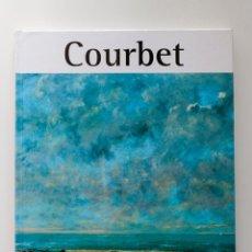 Libri di seconda mano: COURBET- LA ERA DE LOS IMPRESIONISTAS.. Lote 69954105