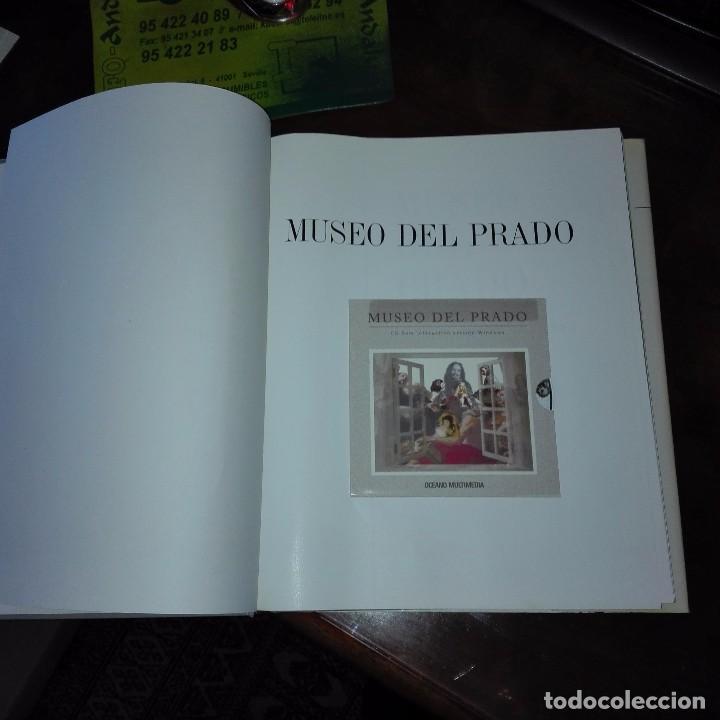 Libros de segunda mano: MUSEO DEL PRADO CON CD INTERACTIVO - Foto 2 - 71098741