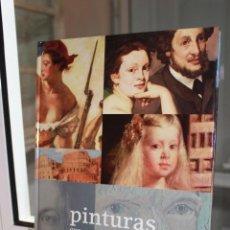 Libros de segunda mano: PINTURAS QUE CAMBIARON EL MUNDO. DE LASCAUX A PICASSO, KLAUS REICHOLD-BERNHARD GRAF. BBVA 2006.. Lote 71270499