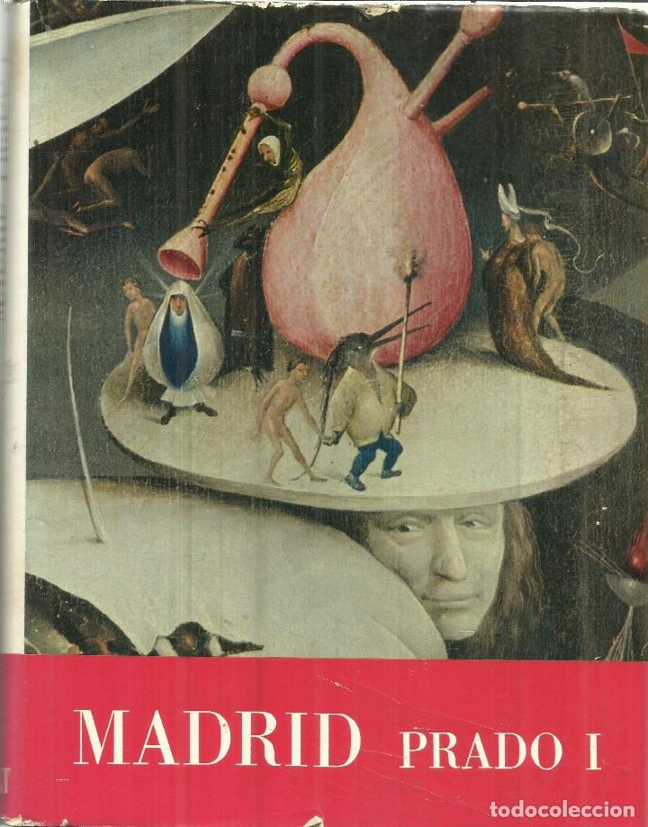MUSEO DEL PRADO. 2 TOMOS. SALVAT. PAMPLONA. 1964 (Libros de Segunda Mano - Bellas artes, ocio y coleccionismo - Pintura)