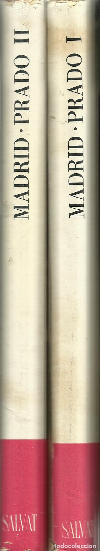 Libros de segunda mano: MUSEO DEL PRADO. 2 TOMOS. SALVAT. PAMPLONA. 1964 - Foto 2 - 71437087