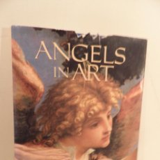 Libros de segunda mano: ANGELS IN ART. BY NANCY GRUBB , EDIT . ARTABRAS. 1º EDICION 1995, IDIOMA INGLES. . Lote 71624683
