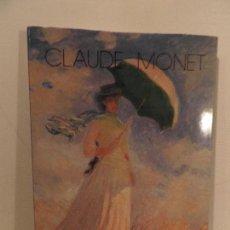 Libros de segunda mano: CLAUDE MONET BY FELICITAS TOBIEN , ARTLINES EDITIONS, LIBRO EN INGLES . Lote 71650363