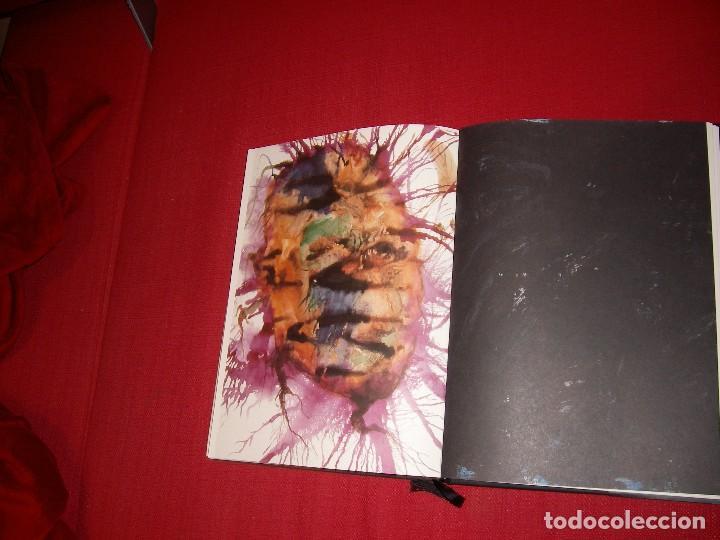 Libros de segunda mano: La Divina Comedia Autor: Dante Alighieri. Ilustraciones de Miquel Barceló. - Foto 5 - 71719447