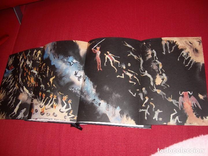 Libros de segunda mano: La Divina Comedia Autor: Dante Alighieri. Ilustraciones de Miquel Barceló. - Foto 6 - 71719447