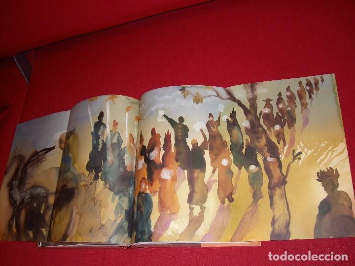 Libros de segunda mano: La Divina Comedia Autor: Dante Alighieri. Ilustraciones de Miquel Barceló. - Foto 11 - 71719447