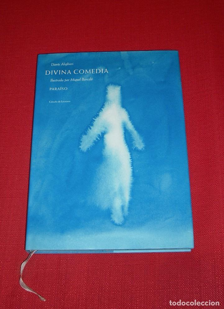 Libros de segunda mano: La Divina Comedia Autor: Dante Alighieri. Ilustraciones de Miquel Barceló. - Foto 12 - 71719447