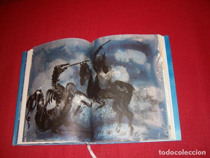 Libros de segunda mano: La Divina Comedia Autor: Dante Alighieri. Ilustraciones de Miquel Barceló. - Foto 14 - 71719447