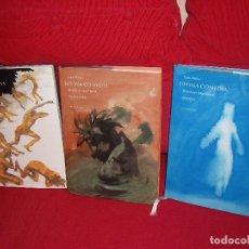 Libros de segunda mano: LA DIVINA COMEDIA AUTOR: DANTE ALIGHIERI. ILUSTRACIONES DE MIQUEL BARCELÓ.. Lote 71719447