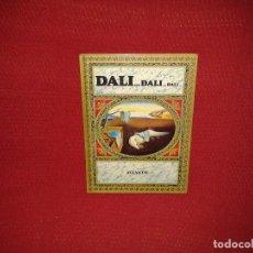Libros de segunda mano: LIBRO DALI DALI DALI . Lote 72039243