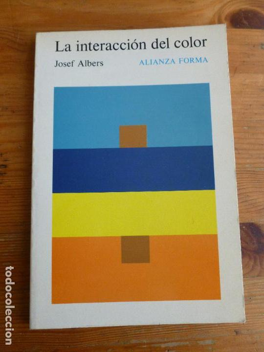 La Interaccion Del Color Josef Albers Alianza Buy Books Of Painting At Todocoleccion 72042359
