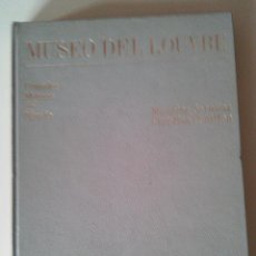 Libros de segunda mano: MUSEO DEL LOUVRE-MAURICE SERULLAZ-ED. DANAE-1975-TAPA DURA. Lote 72314671