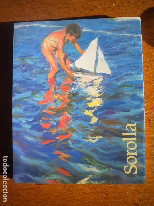 SOROLLA , FONS DEL MUSEO SOROLLA 1994. (Libros de Segunda Mano - Bellas artes, ocio y coleccionismo - Pintura)