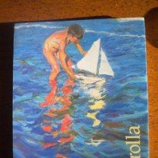Libros de segunda mano: SOROLLA , FONS DEL MUSEO SOROLLA 1994.. Lote 76404855
