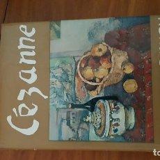 Libros de segunda mano: CEZANNE. FRANK ELGAR. EDITORIAL DAIMON. . Lote 72858143
