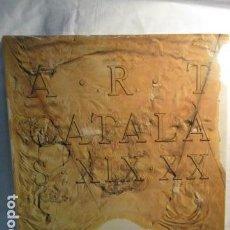 Libros de segunda mano: ART CATALA XIX - XX PINTURA CATALAN IMPORTANTE LIBRO CATALOGO OBRAS . Lote 73053063