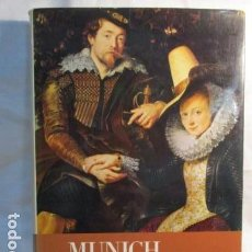 Libros de segunda mano: MUNICH. ALTE PINAKOTHEK. SALVAT. PAMPLONA. 1967. VER FOTOS. Lote 73059455