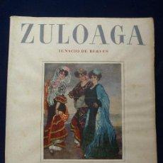 Libri di seconda mano: IGNACIO DE BERYES. ZULOAGA. AÑO 1947. Lote 73369167
