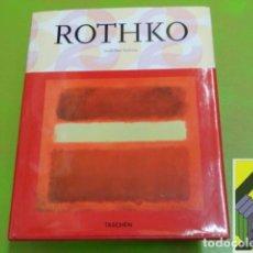 Livros em segunda mão: BAAL TESHUVA, JACOB: ROTHKO 1903-1970. CUADROS COMO DRAMAS (TRAD:MARIONA GRATACÓS). Lote 73796647