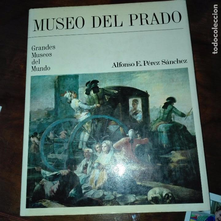 MUSEO DEL PRADO CON CD INTERACTIVO (Libros de Segunda Mano - Bellas artes, ocio y coleccionismo - Pintura)