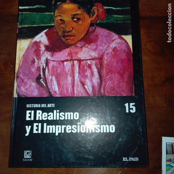 EL REALISMO Y EL IMPRESIONISMO (Libros de Segunda Mano - Bellas artes, ocio y coleccionismo - Pintura)