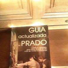 Libros de segunda mano: GUIA DEL MUSEO DEL PRADO . Lote 73967987