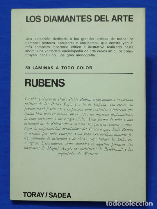 pedro pablo] rubens. emma micheletti. col. los - Comprar Libros de ...