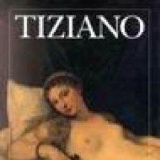 Libros de segunda mano: TIZIANO (POCKETS ELECTA). Lote 74465539