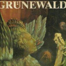 Libros de segunda mano: MATTHIAS GRÜNEWALD, WILHELM FRAENGER -ALEMÁN-. Lote 74484731