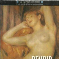 Libros de segunda mano: RENOIR. PLANETA AGOSTINI. MADRID. 1998. Lote 74792483
