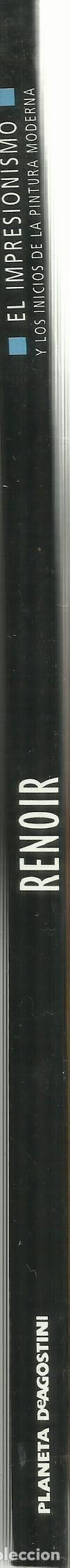 Libros de segunda mano: RENOIR. PLANETA AGOSTINI. MADRID. 1998 - Foto 3 - 74792483