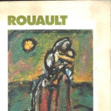 Libros de segunda mano: ROUAULT. FUNDACIÓN JUAN MARCH. Lote 75015987