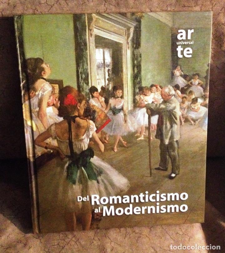 DEL ROMANTICISMO AL MODERNISMO- TOMO 2- (Libros de Segunda Mano - Bellas artes, ocio y coleccionismo - Pintura)