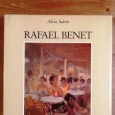 Libros de segunda mano: RAFAEL BENET. ALICIA SUAREZ . Lote 75218475