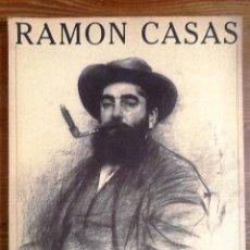 Libros de segunda mano: RETRATS AL CARBO. RAMON CASAS. Lote 75218587