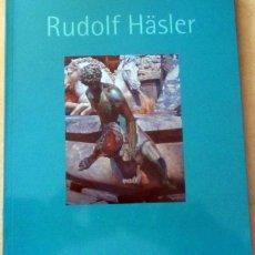 Libros de segunda mano: RUDOLF HÄSLER . Lote 75588847