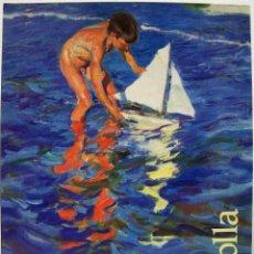 Libros de segunda mano: SOROLLA. FONDOS DEL MUSEO SOROLLA. FUNDACIÓ BANCAIXA, 1995.. Lote 76527363