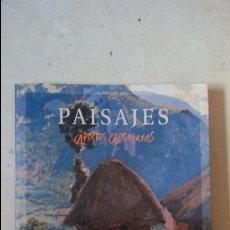 Libros de segunda mano: 'PAISAJES. ARTISTAS ASTURIANOS'. Lote 76581071