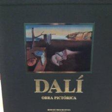 Libros de segunda mano: DALI OBRA PICTORICA - 2 TOMOS (1904-1946/ 1946-1989). Lote 76890999
