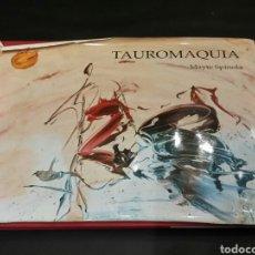 Libros de segunda mano: TAUROMAQUIA MAYTE SPINOLA MADRID 1994. Lote 77207882