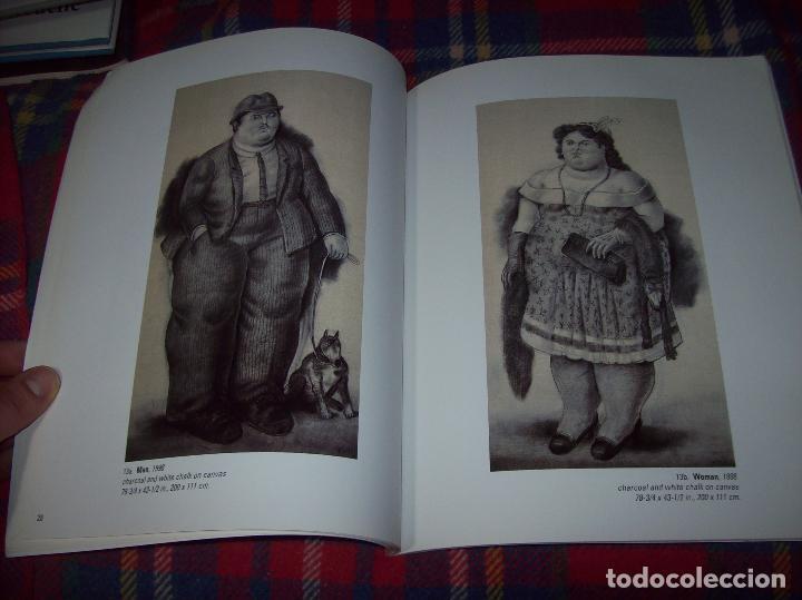 FERNANDO BOTERO. DRAWINGS AND WATERCOLORS ON CANVAS. MARLBOROUGH. 1998. VER FOTOS. (Libros de Segunda Mano - Bellas artes, ocio y coleccionismo - Pintura)