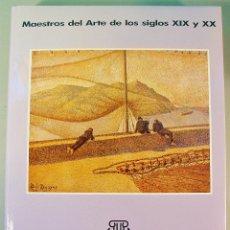Libros de segunda mano: DARIO DE REGOYOS. EDITORIAL RAFOLS. COLECCIÓN MAESTROS DEL ARTE. NUEVO. . Lote 77593141