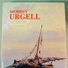 Libros de segunda mano: MODEST URGELL. EDITORIAL AUSA. AUTOR: MILAGROS TORRES. AÑO 2001. EXCELENTES ESTADO. NUEVO. Lote 77593657