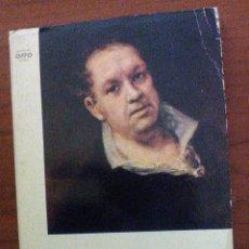 Libros de segunda mano: GOYA EN EL MUSEO DEL PRADO. Lote 77815089