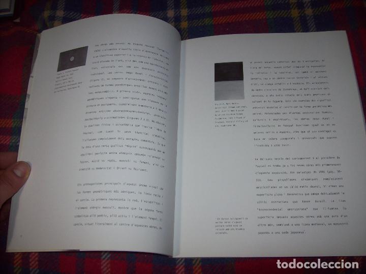 Libros de segunda mano: VICENTE PASCUAL 1991 - 2002. CASAL SOLLERIC . AJUNTAMENT DE PALMA . 1ª EDICIÓN 2002 . MALLORCA . - Foto 4 - 77853317