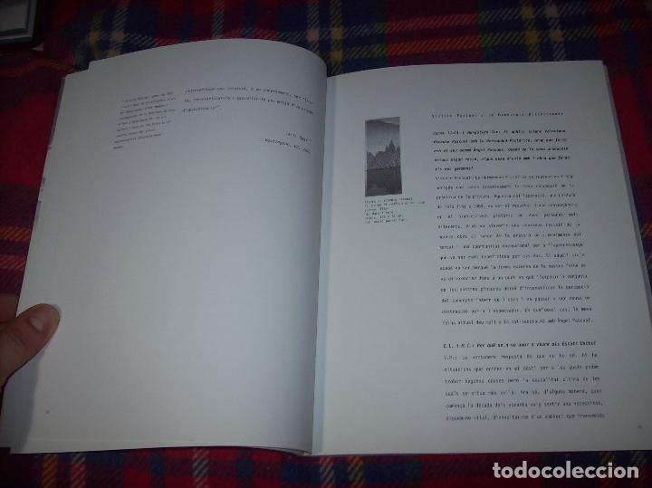 Libros de segunda mano: VICENTE PASCUAL 1991 - 2002. CASAL SOLLERIC . AJUNTAMENT DE PALMA . 1ª EDICIÓN 2002 . MALLORCA . - Foto 5 - 77853317
