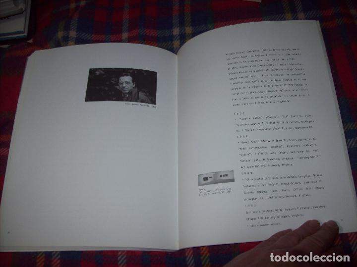Libros de segunda mano: VICENTE PASCUAL 1991 - 2002. CASAL SOLLERIC . AJUNTAMENT DE PALMA . 1ª EDICIÓN 2002 . MALLORCA . - Foto 13 - 77853317